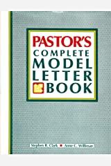 Pastor's Complete Model Letter Book Hardcover