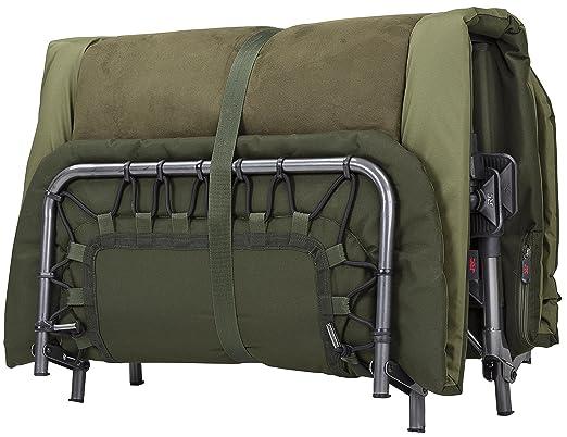 JRC Cocoon Super Nivel Cama Unisex, Color Verde, Talla única: Amazon.es: Deportes y aire libre