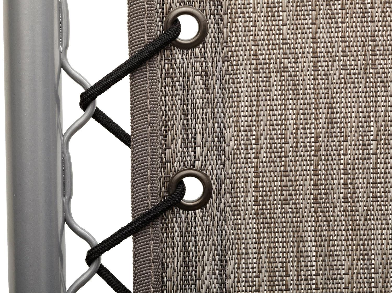 Amazon Strathwood Basics Anti Gravity Adjustable Recliner Chair Natural Patio Lounge Chairs Garden Outdoor