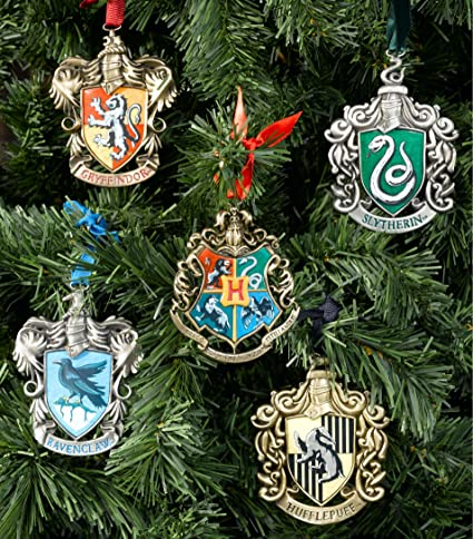 The Noble Collection Harry Potter S Hogwarts Tree Ornament