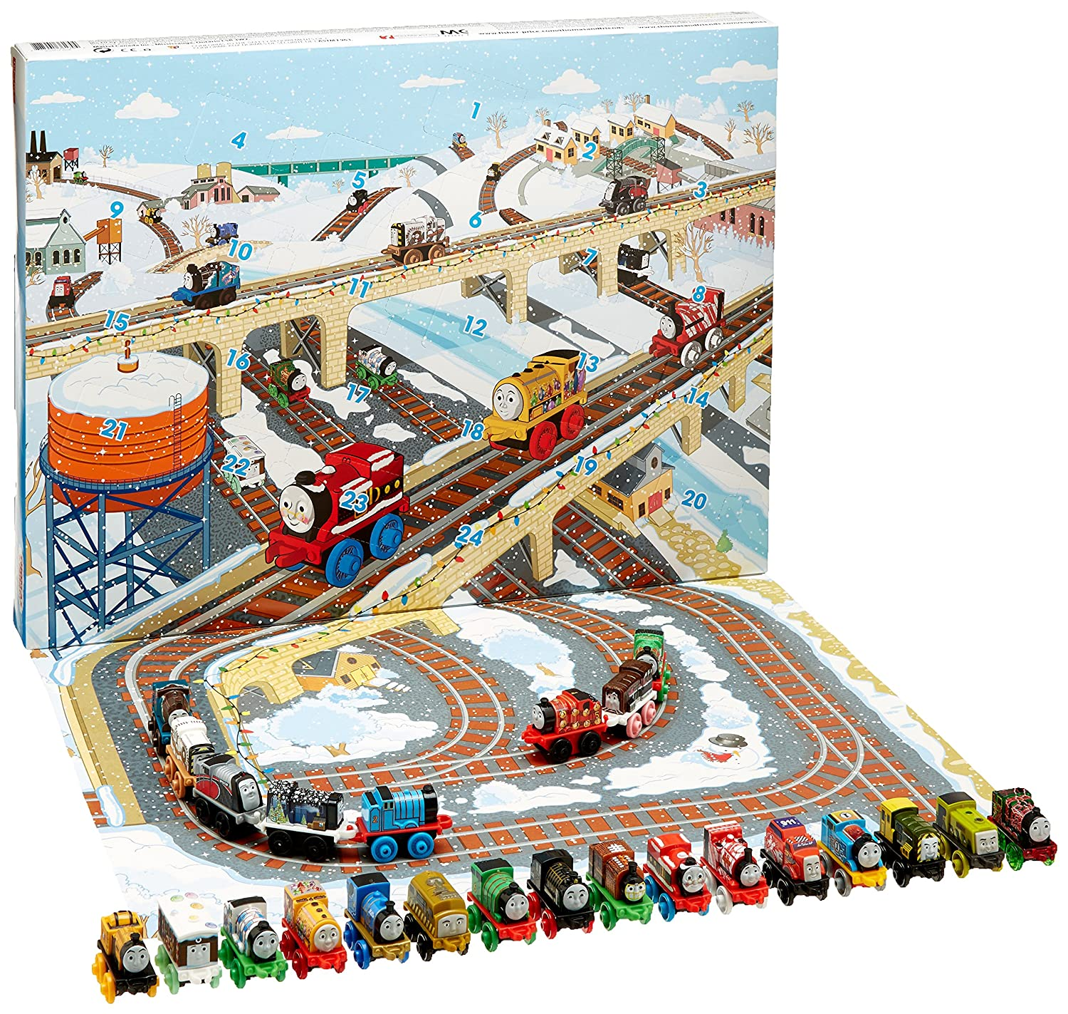Thomas the Train Minis Advent Calendar