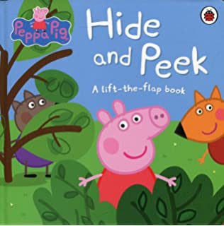 Peppa Pig Little Library Amazoncouk Ladybird 9781409303183 Books