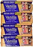 Voortman, Sugar Free, Vanilla Wafers, 9oz Bag (Pack of 4)