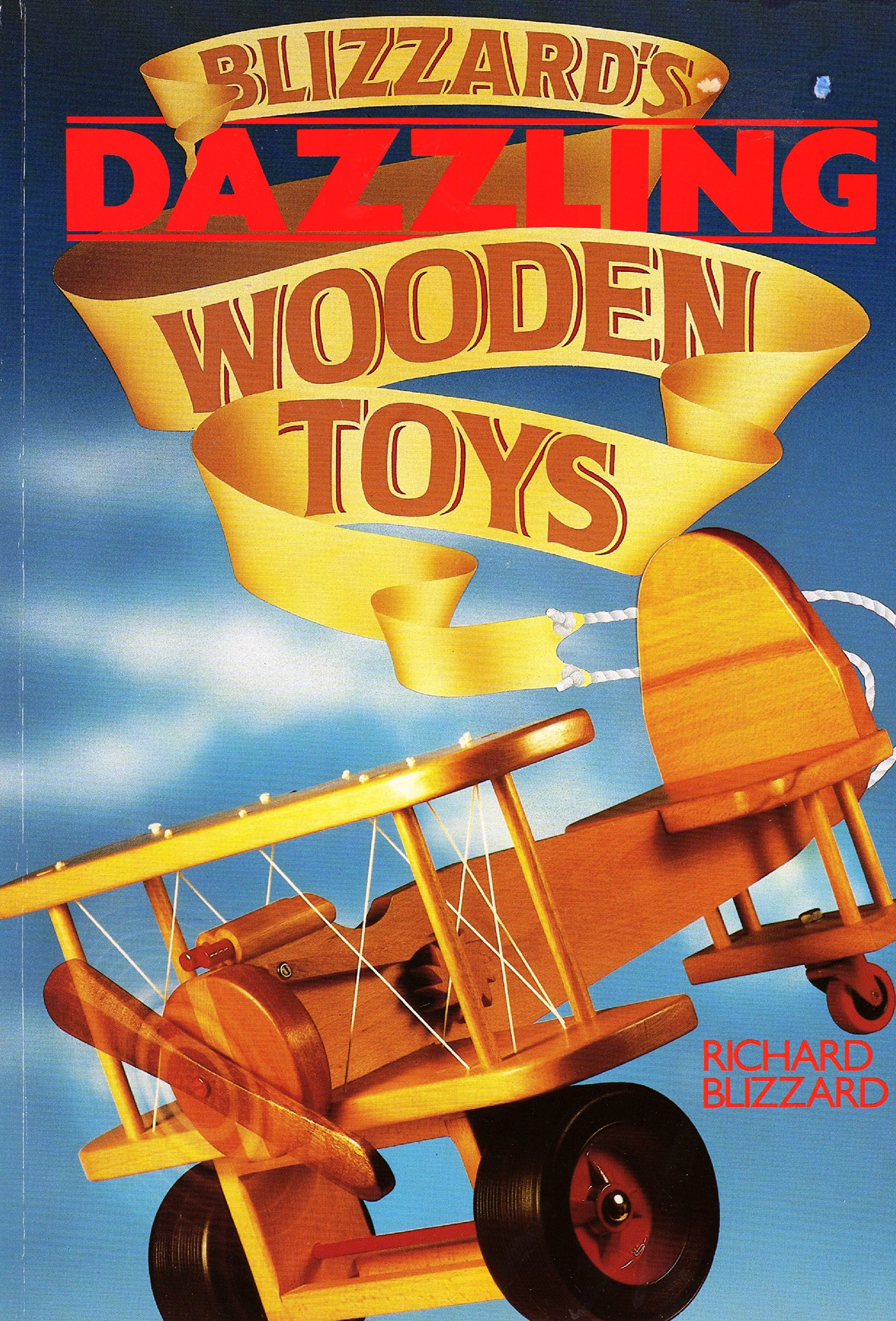 Blizzards Dazzling Wooden Toys Amazoncouk Richard Blizzard