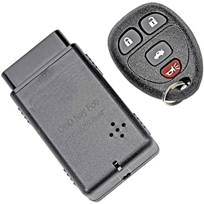 APDTY 24843 Replacement Key-less Entry Remote Key Fob Transmitter: Automotive