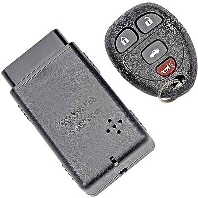 APDTY 24843 Replacement Key-less Entry Remote Key Fob Transmitter: Automotive [5Bkhe2012680]