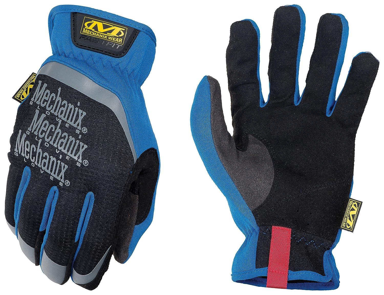 Mechanix Wear - FastFit Gloves (Small, Blue) MFF-03-008