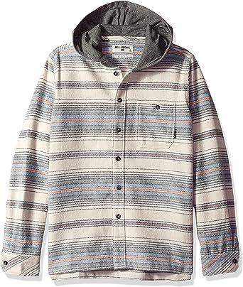BILLABONG Baja Flannel Camisa para Niños
