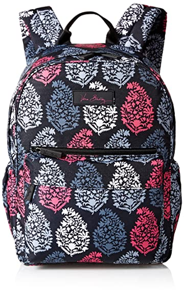 f86f15671465 Amazon.com  Vera Bradley Women s Lighten Up Just Right Backpack ...