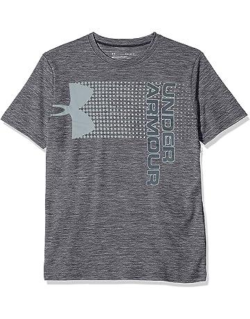 a0e35881e656 Under Armour Boys  Crossfade T-Shirt