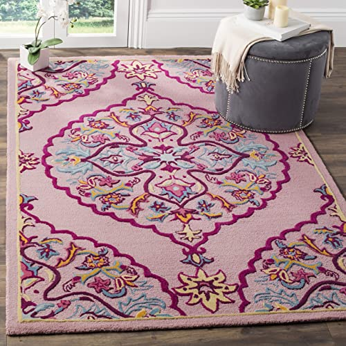 Safavieh Bellagio Collection BLG605A Handmade Wool Area Rug