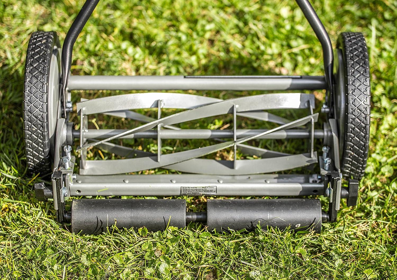 American Lawn Mower 1415-16 16-Inch 5-Blade Hand Push Reel Mower eco-friendly mower