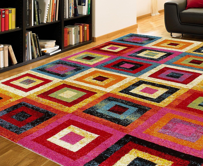 Abc tappeto gioia a multicolore cm amazon casa e cucina