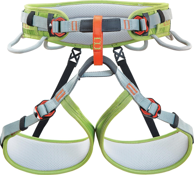 Climbing Technology Ascent - Arnés de Escalada - Verde Talla M/L ...