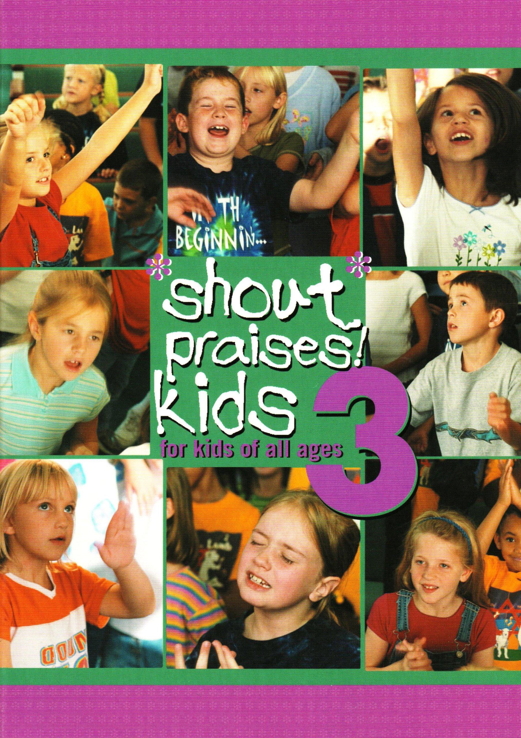 Download Shout Praises! Kids 3 pdf