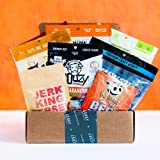 Jerky Subscription - Beef Jerky of The Month Club: 8 Bags