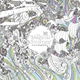 The Magical Journey A Colouring Book Books