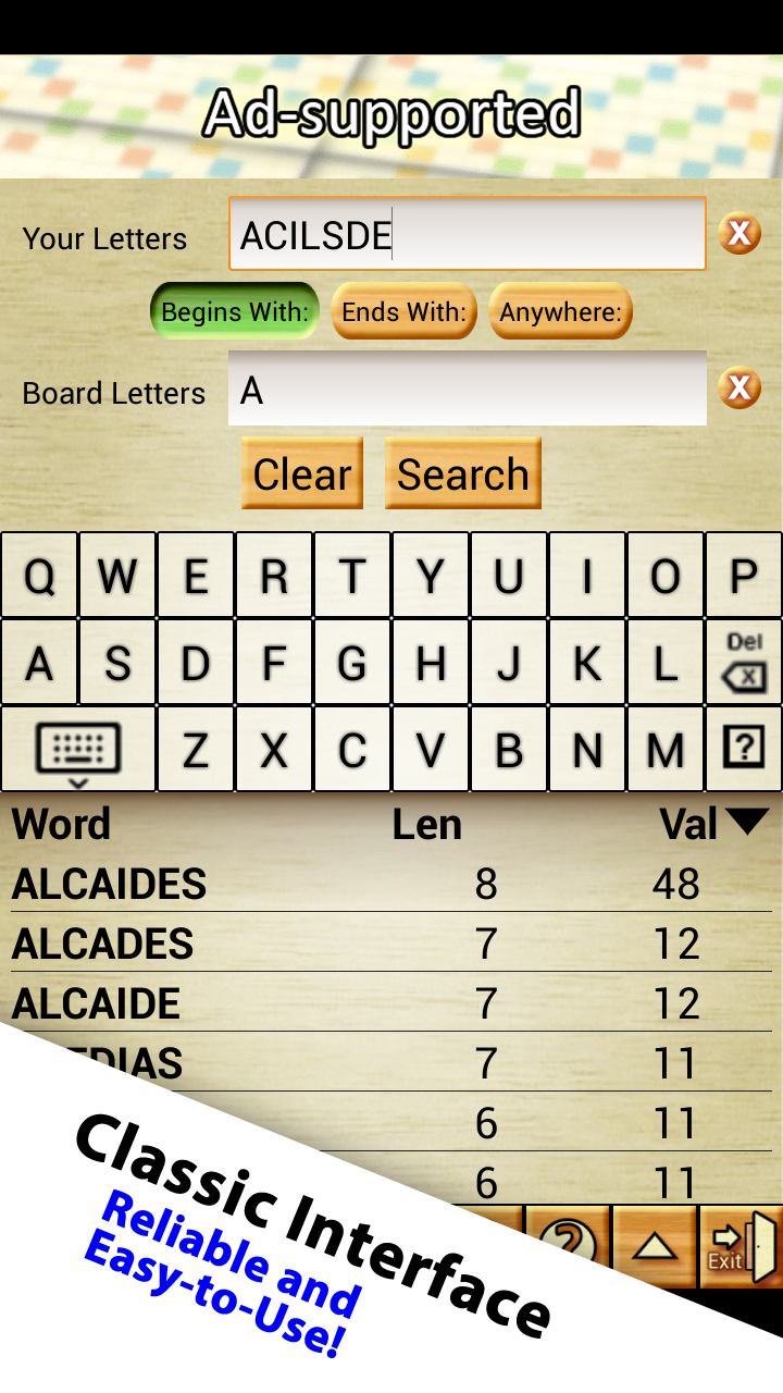 Word Breaker Free: Amazon.es: Appstore para Android