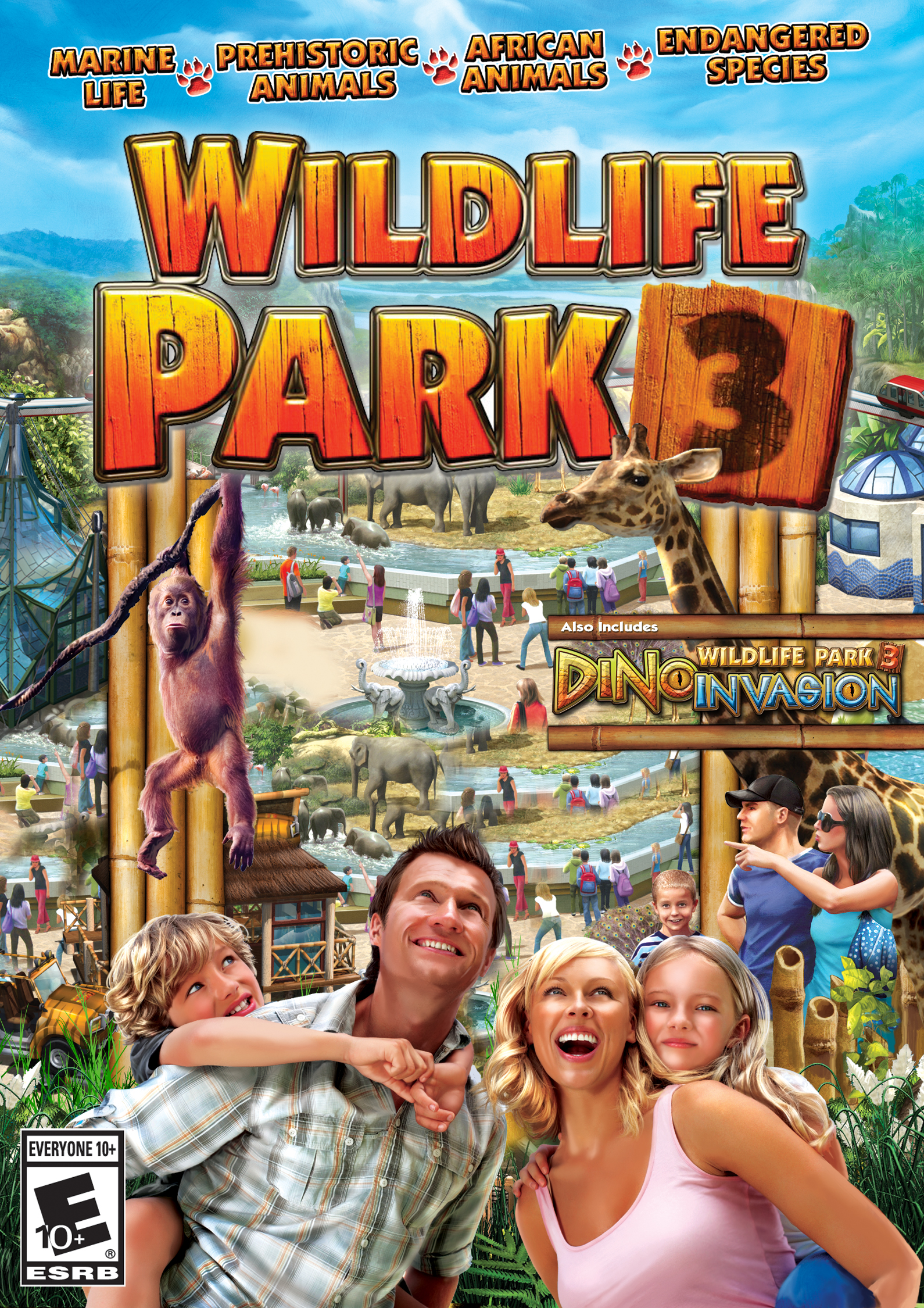 Park Computer (Wildlife Park 3 [Download])