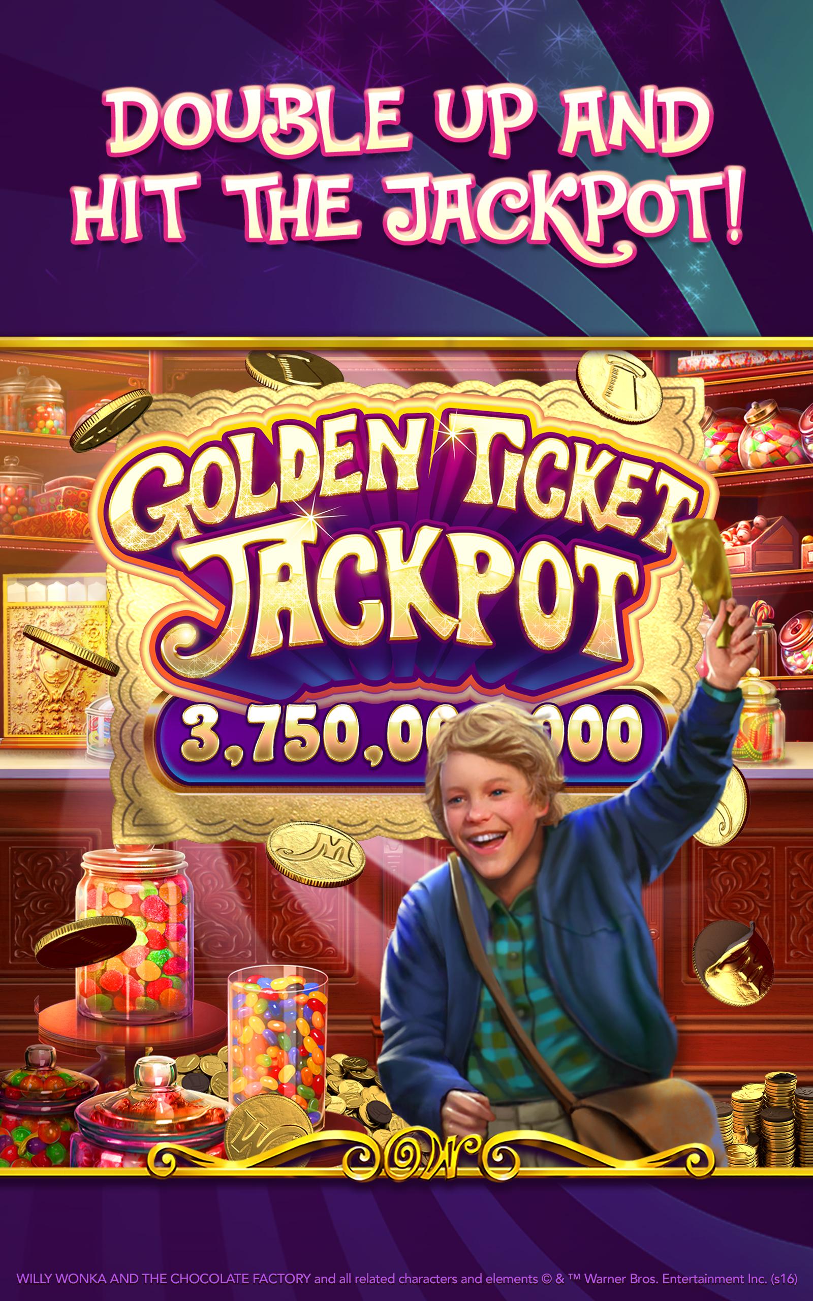 Willy Wonka Slots Free Vegas Casino Slot Machines And
