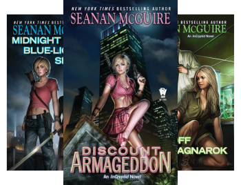 InCryptid (Book Series) by Seanan McGuire urban fantasy book reviews