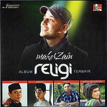 Maher Zain, Fadly, Harris J, Raef, Indah Nevertari - Album Religi