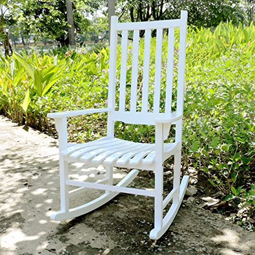 Merry Garden Patio Rocking Chair
