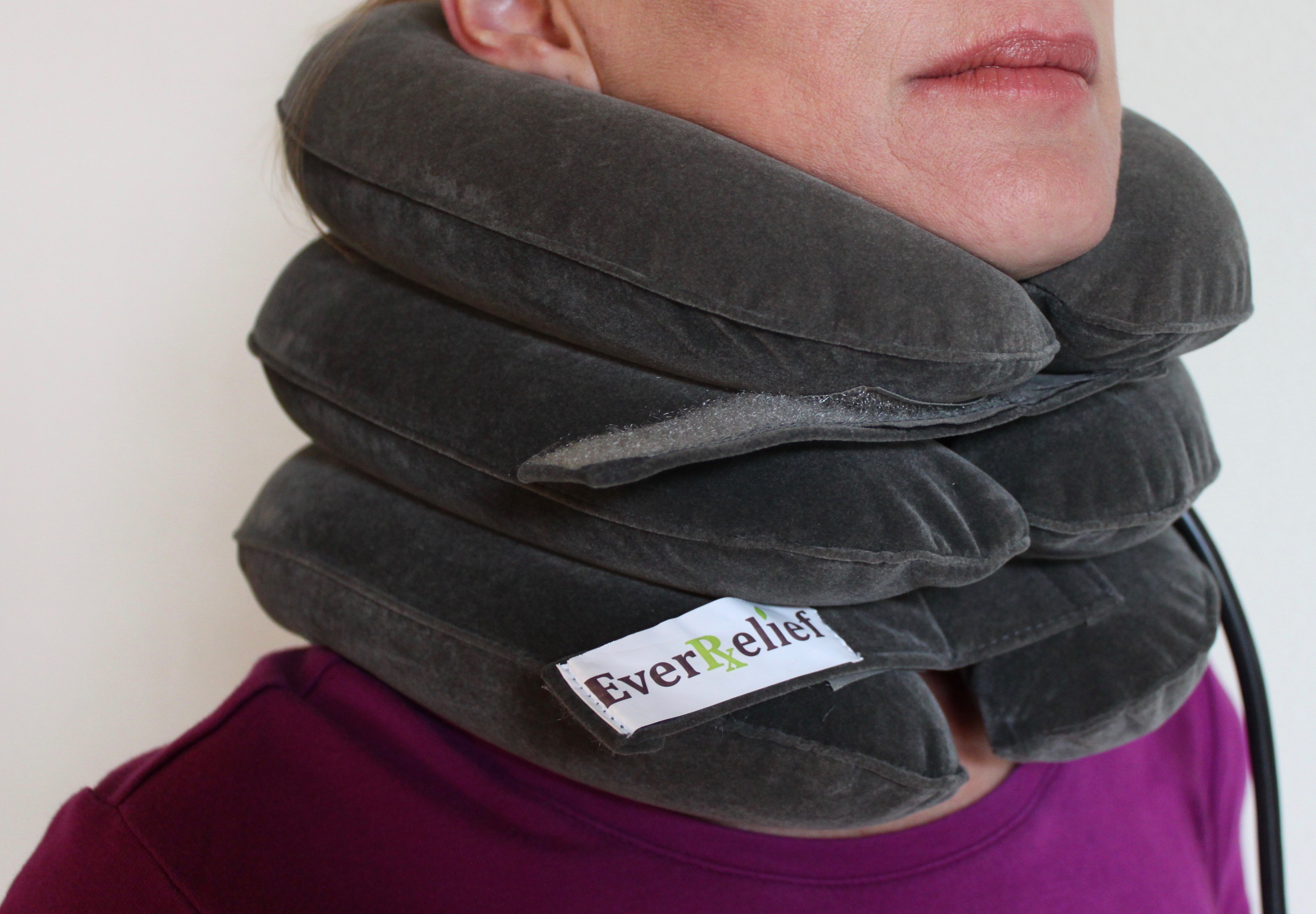 everrelief cervical neck traction device fda registered