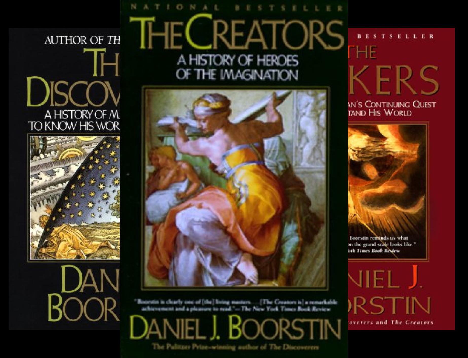 Knowledge Series (3 Book Series)