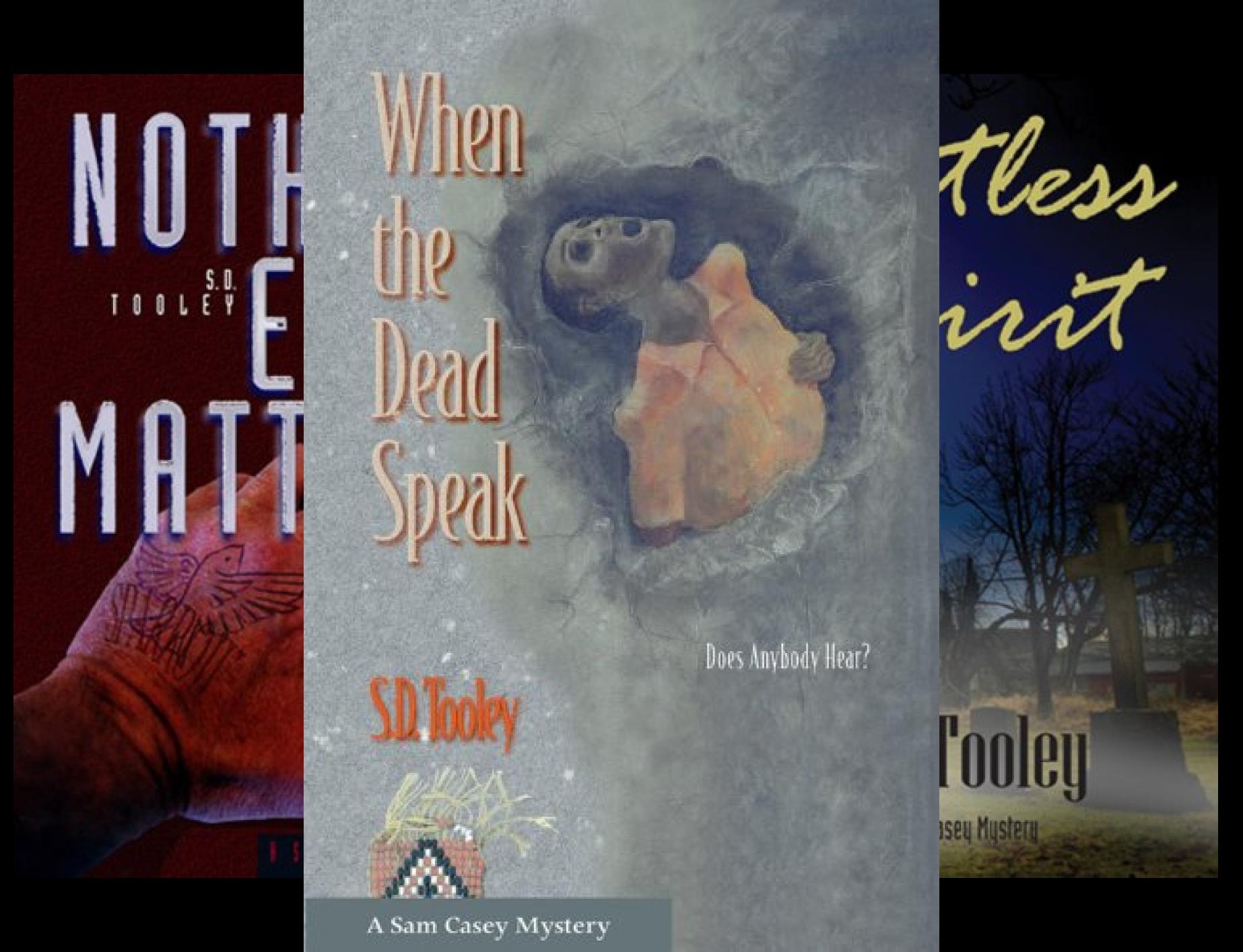 Sam Casey Series (8 Book Series)