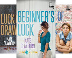 Chance of a Lifetime (3 Book Series) by  Kate Clayborn