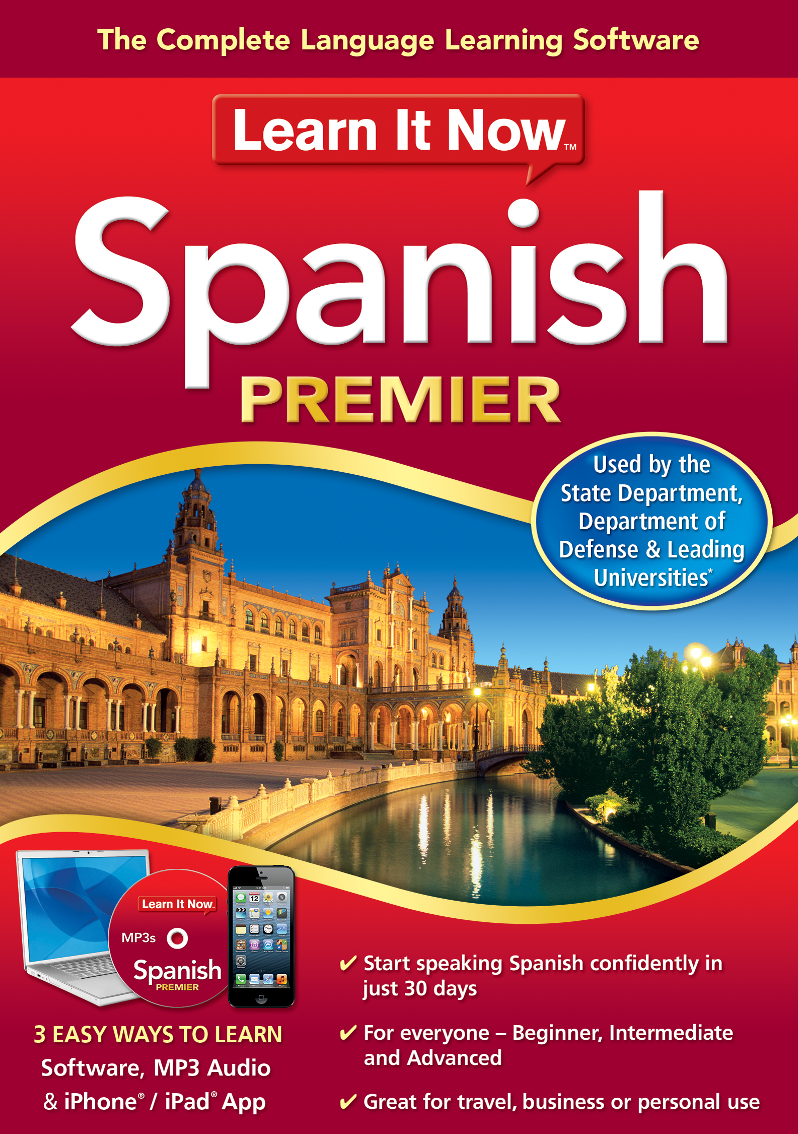 Learn It Now Spanish Premier [Download] by Nova Development