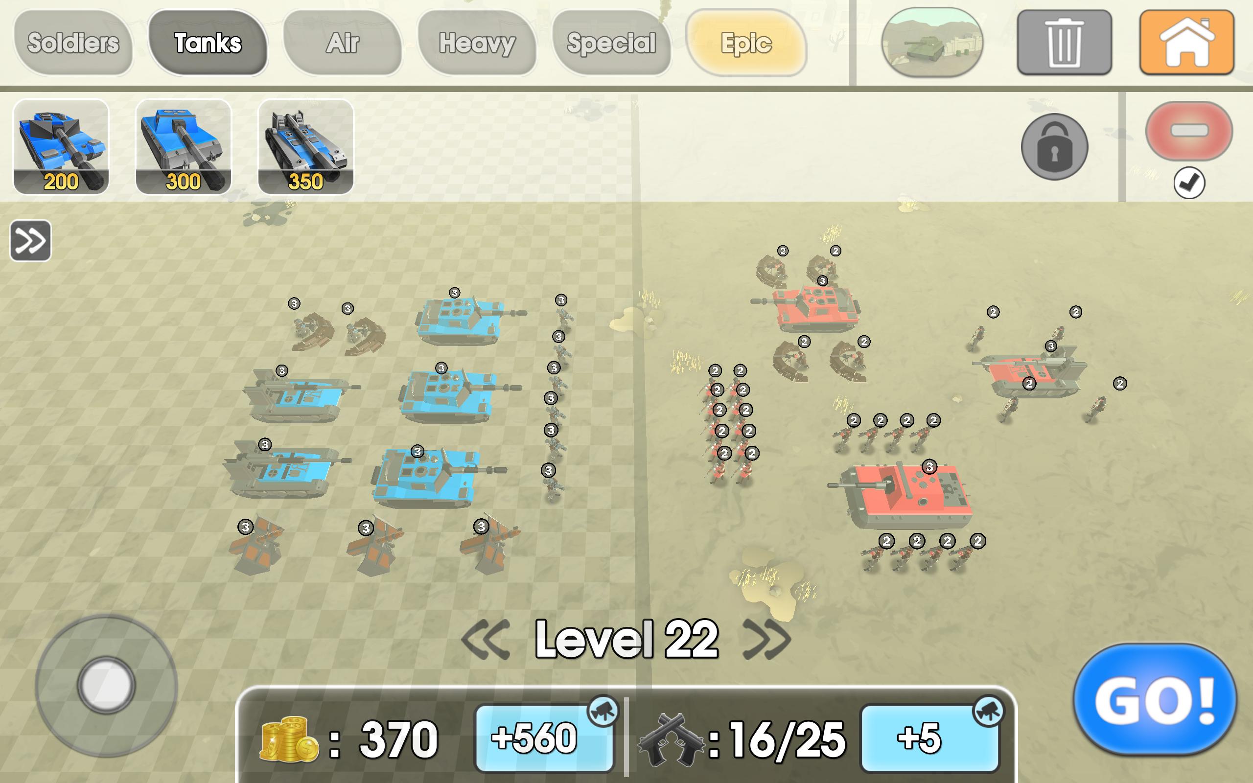 epic battle simulator 2 mod apk unlimited money