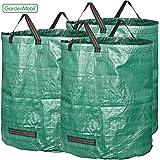 GardenMate® 3x sac de déchets de jardin 272L