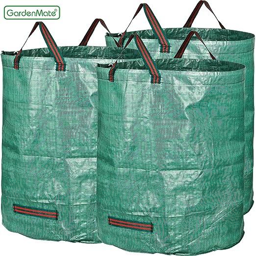 120 opinioni per GardenMate® 3x sacchi per i rifiuti da giardino 272L