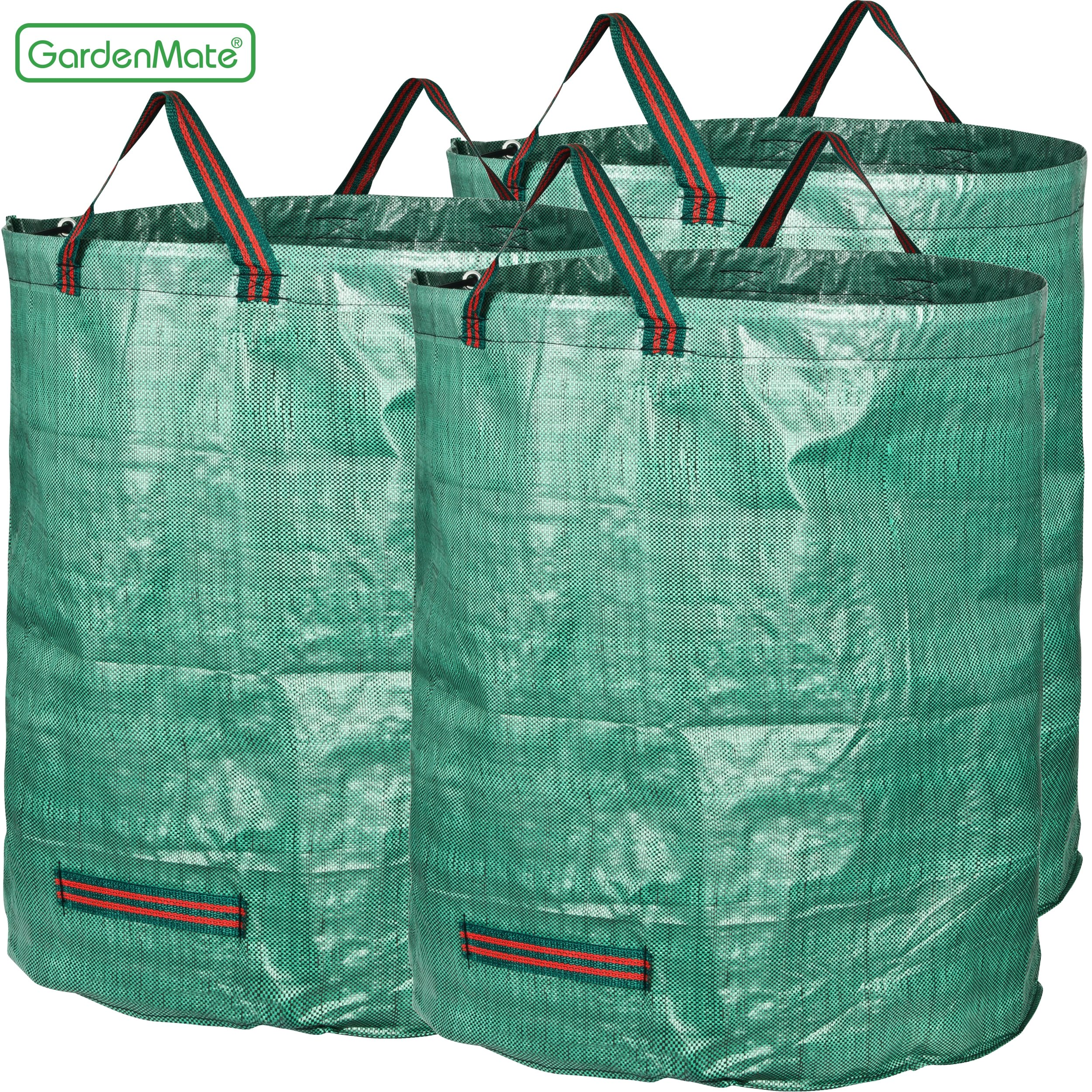 GardenMate 3-Pack 72 Gallons Garden Waste Bags by GardenMate