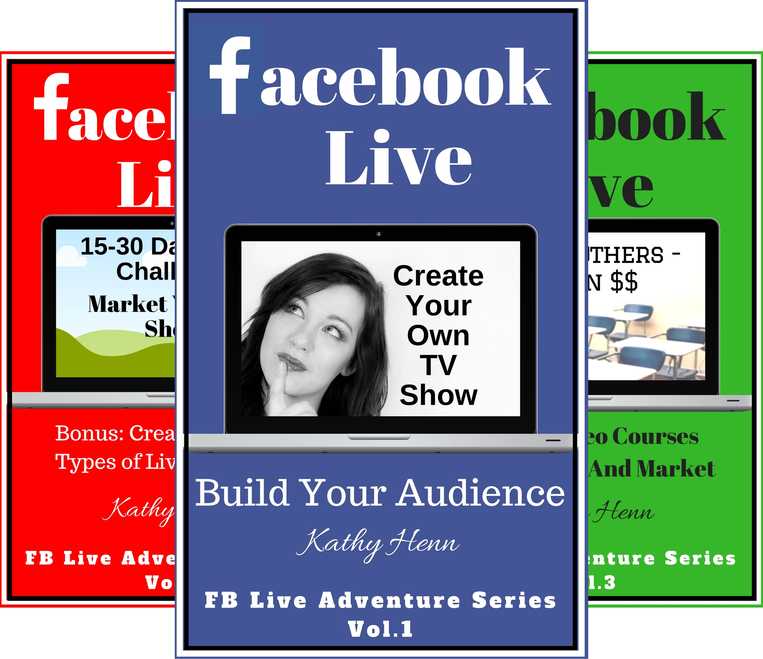FB Live Adventure Series (7 Book Series)