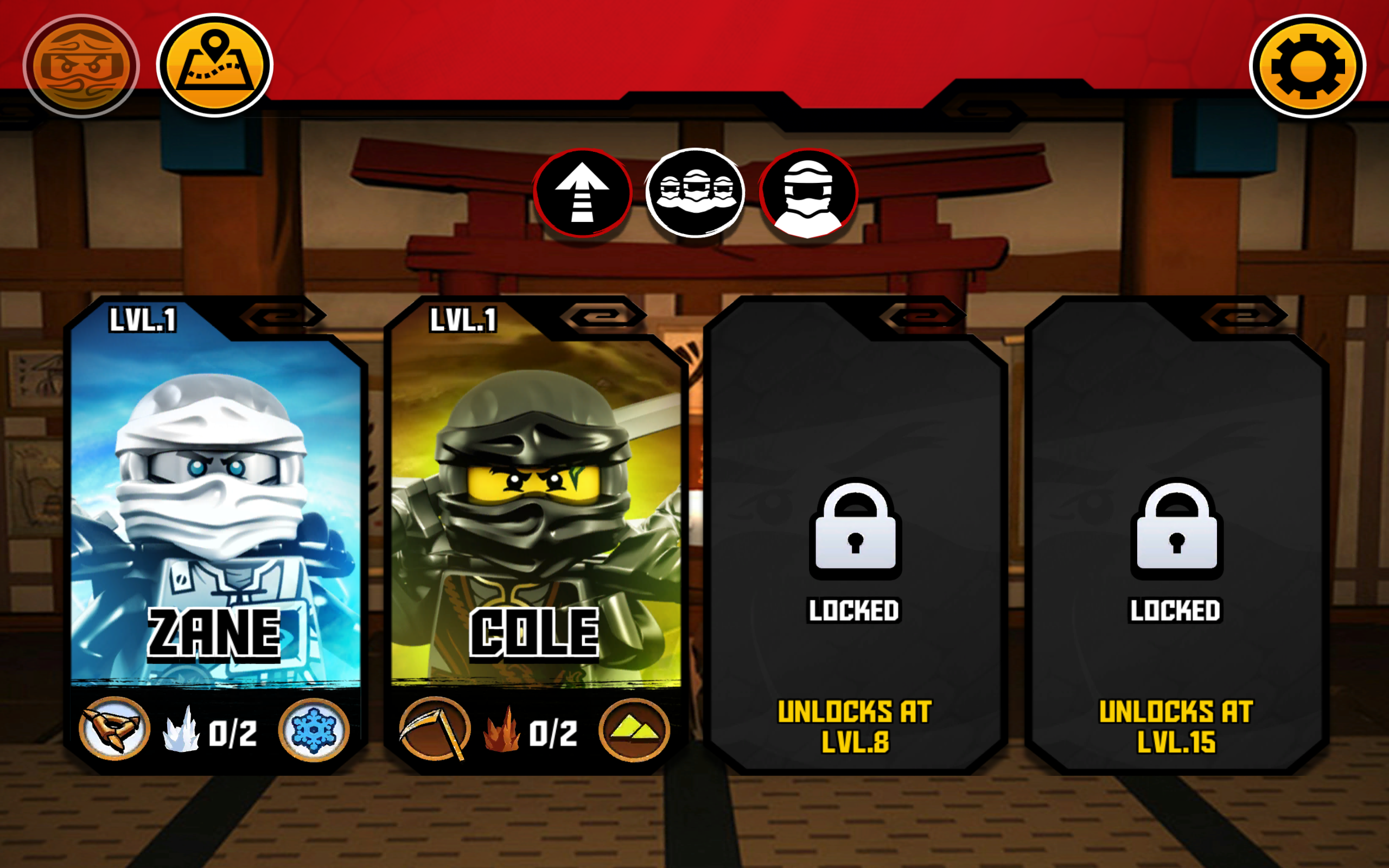 Amazoncom The Lego Ninjago Movie App Appstore For Android