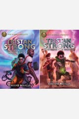 Tristan Strong Novel, A (2 Book Series) Kindle Edition