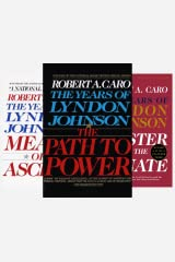 The Years of Lyndon Johnson (4 Book Series) Kindle Edition