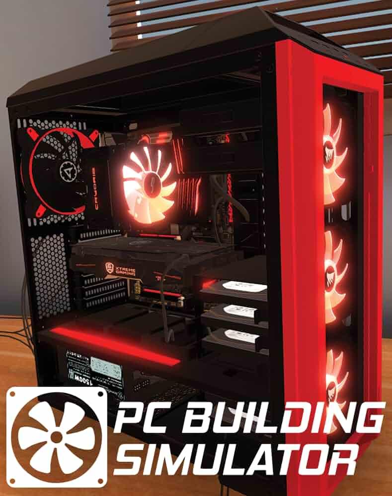 PC Building Simulator [Online Game Code]
