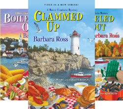 A Maine Clambake Mystery (7 Book Series) by  Barbara Ross