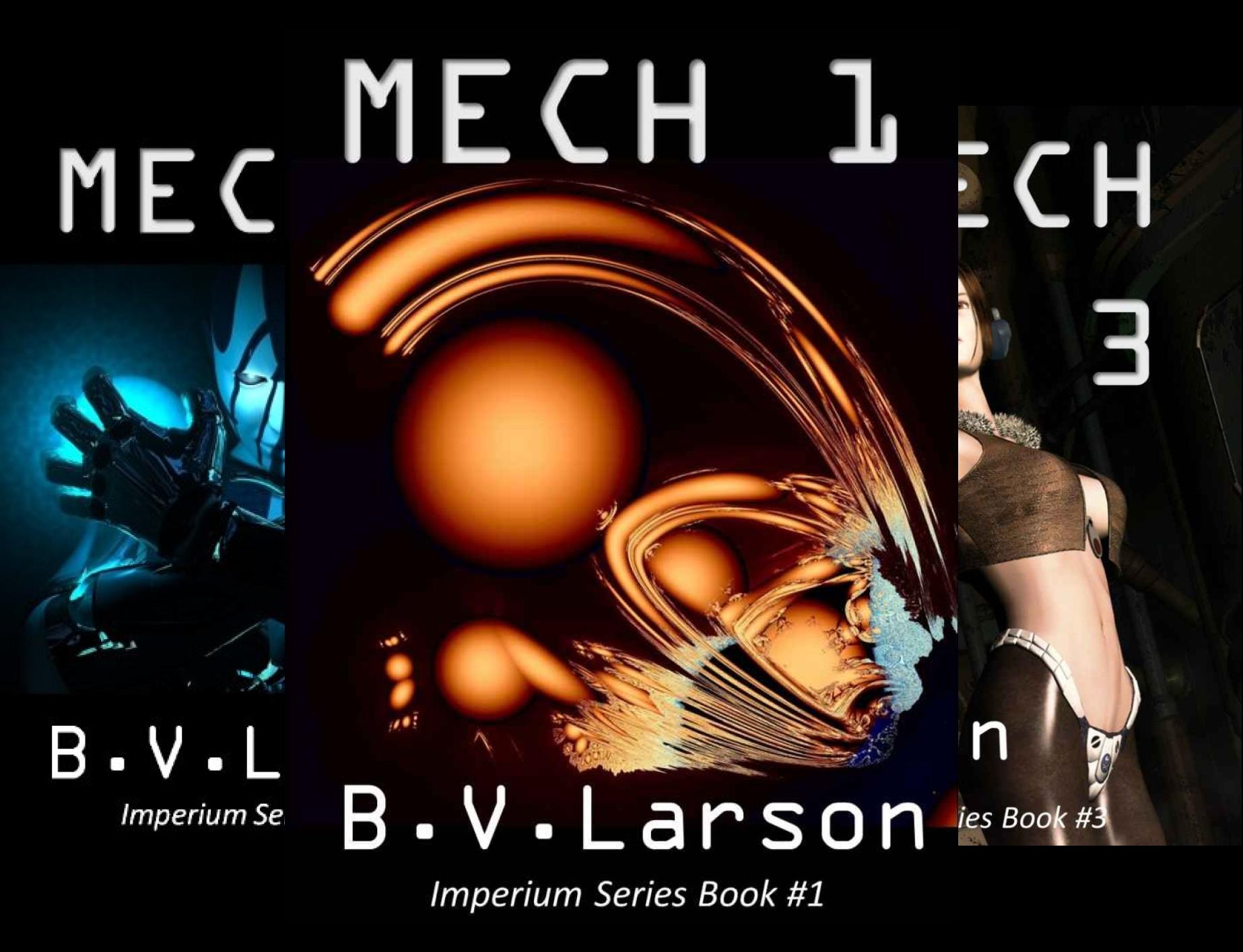 Imperium Series (4 Book Series)