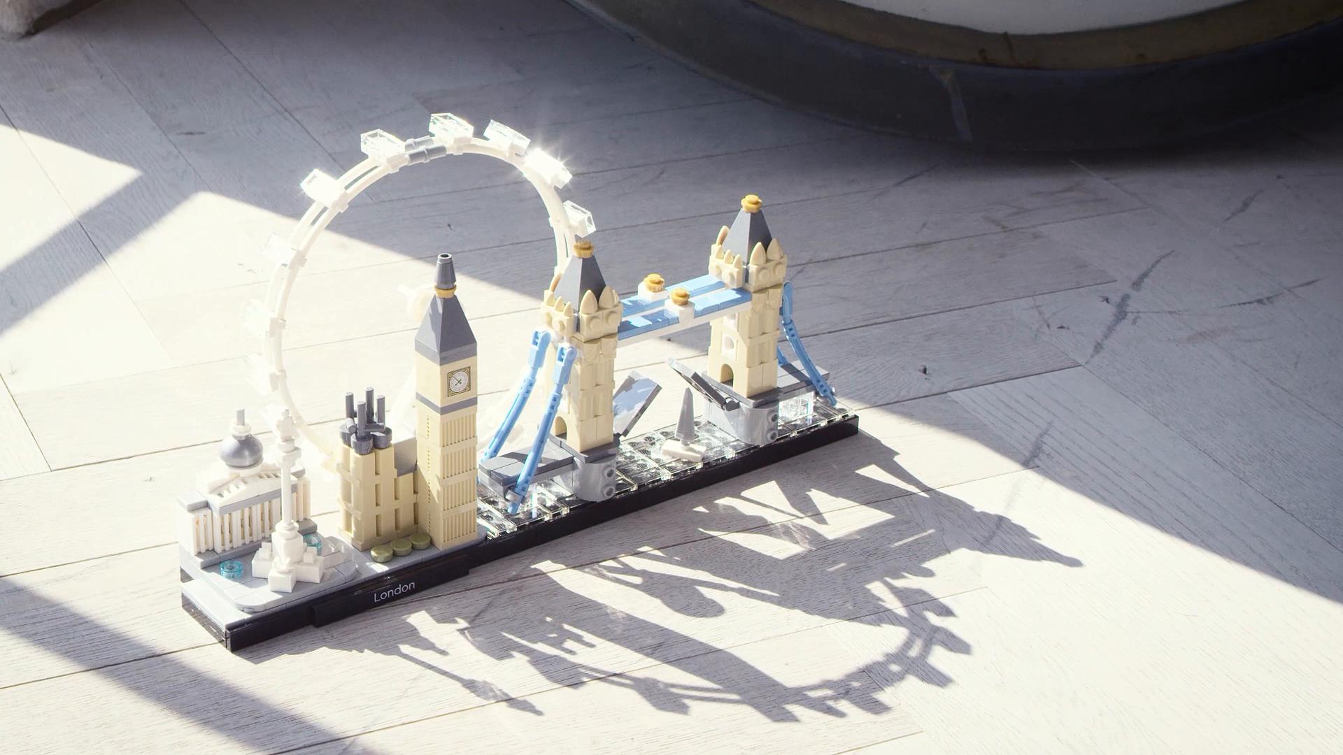 Lego Architecture London 21034 Building Kit