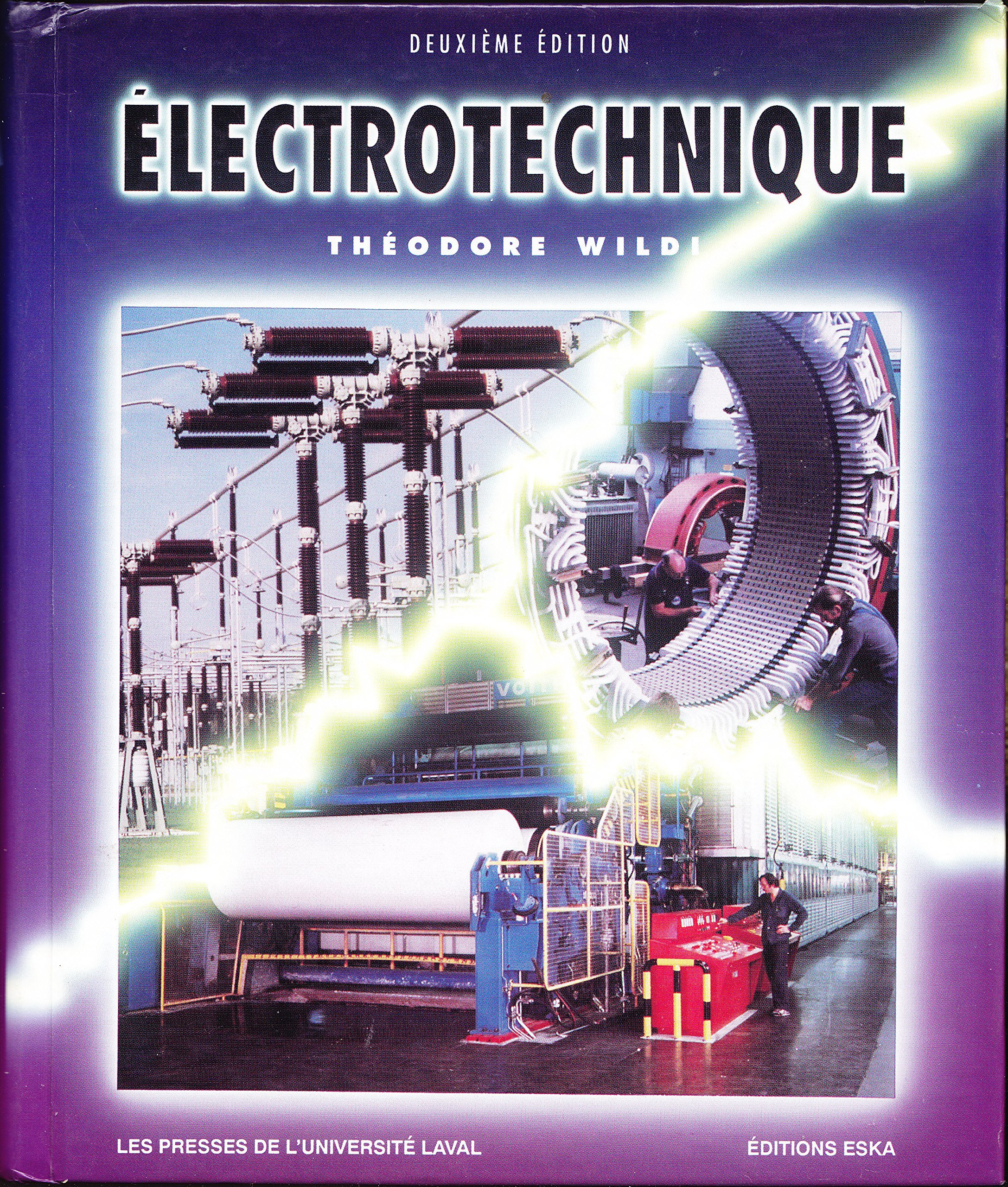electrotechnique wildi
