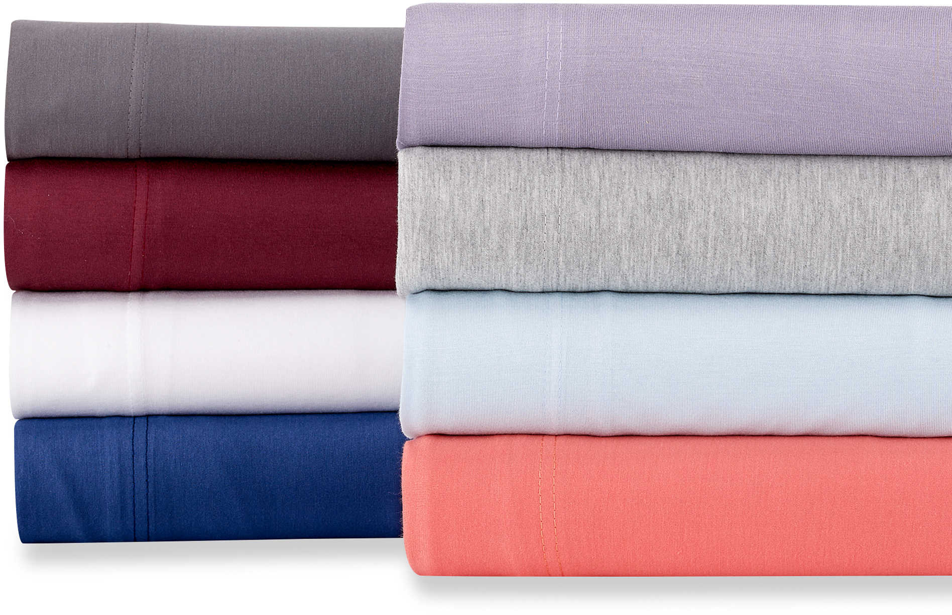 Pure Beech® Jersey Knit Modal Sheet Set - BedBathandBeyond.com