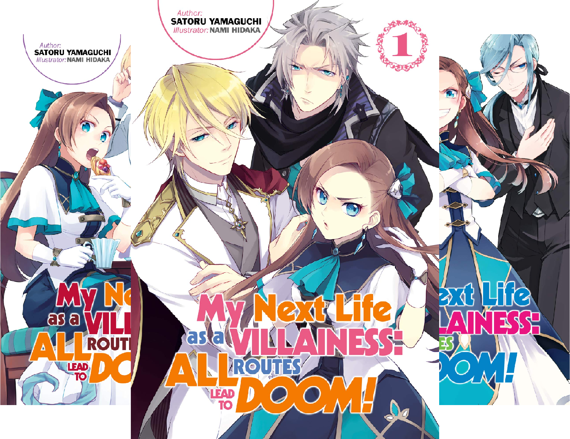 My Next Life as a Villainess: All Routes Lead to