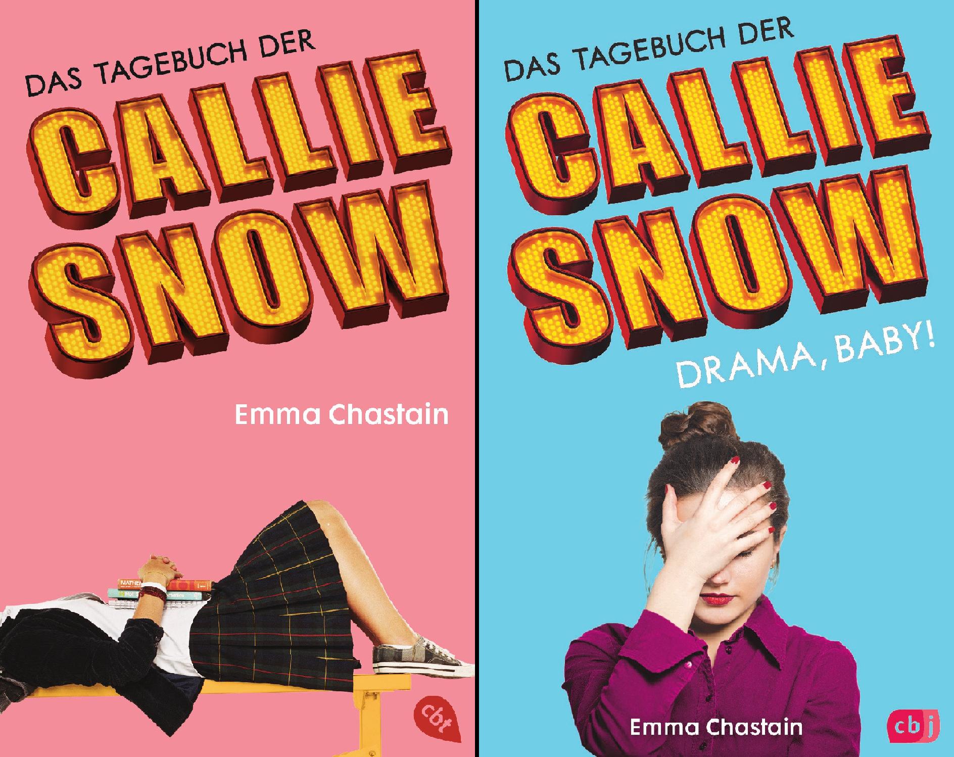 Die Callie Snow-Reihe (Reihe in 2 Bänden) -