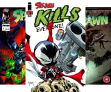 Spawn (Issues) (50 Book Series)