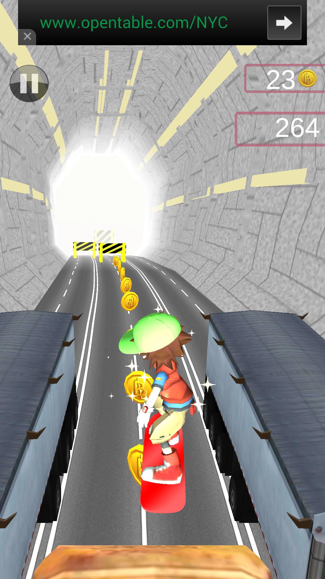 Subway hoverboard run 2 appstore para android for Lista de precios subway